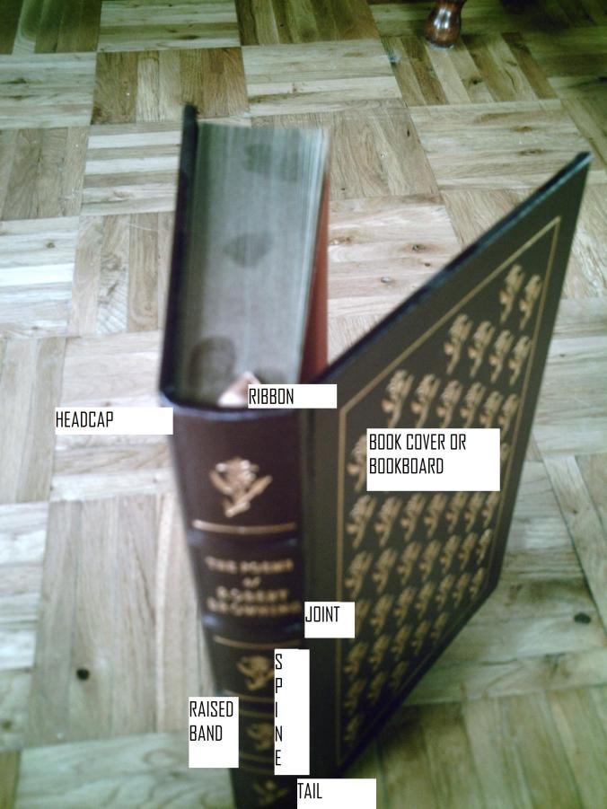 book parts 1
