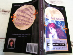 View of front and back covers. Cover design by MAD