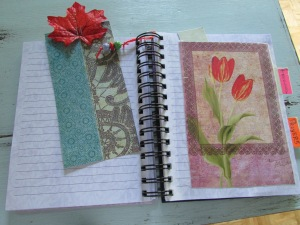 Decorated pages